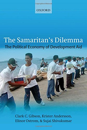 9780199278848: The Samaritan's Dilemma: The Political Economy of Development Aid