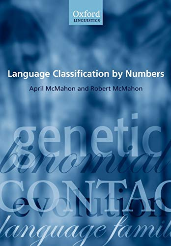 9780199279029: Language Classification by Numbers (Oxford Linguistics)