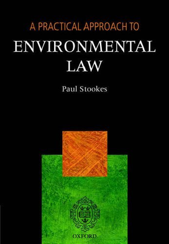9780199279210: A Practical Approach to Environmental Law