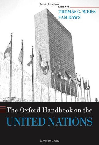 9780199279517: The Oxford Handbook on the United Nations (Oxford Handbooks)