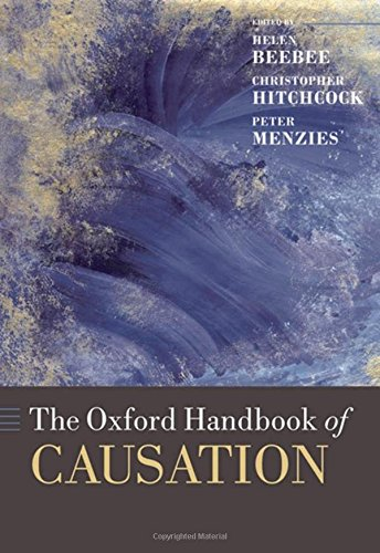 9780199279739: The Oxford Handbook of Causation (Oxford Handbooks)