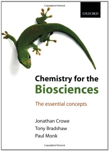 9780199280971: Chemistry for the Biosciences: The essential concepts