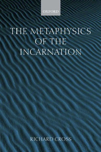 9780199281084: The Metaphysics of the Incarnation: Thomas Aquinas to Duns Scotus
