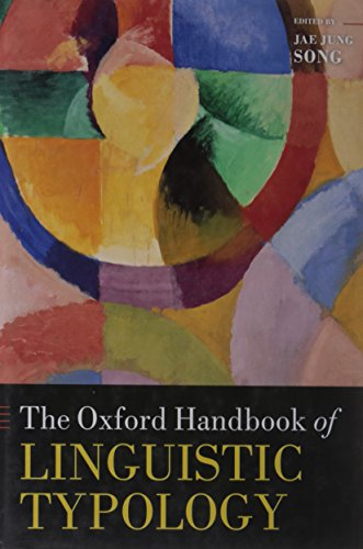 9780199281251: The Oxford Handbook of Linguistic Typology (Oxford Handbooks)