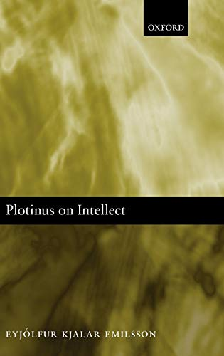 9780199281701: Plotinus on Intellect