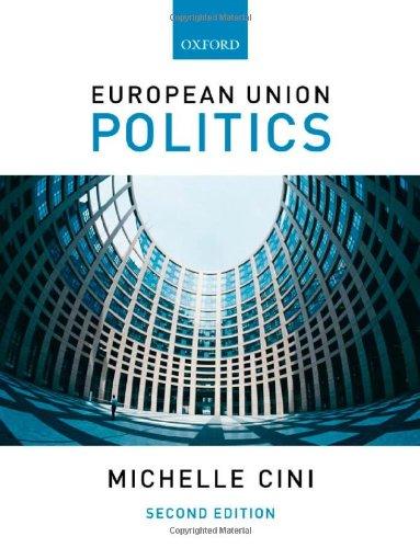 9780199281954: European Union Politics