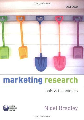9780199281961: Marketing Research: tools and techniques