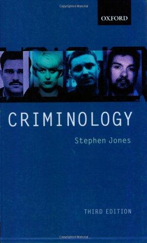 9780199282388: Criminology