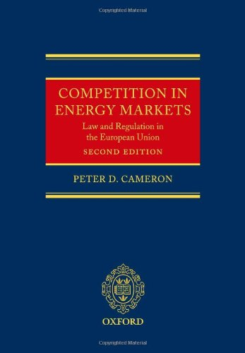 9780199282975: Competition in Energy Markets: Law and Regulation in the European Union