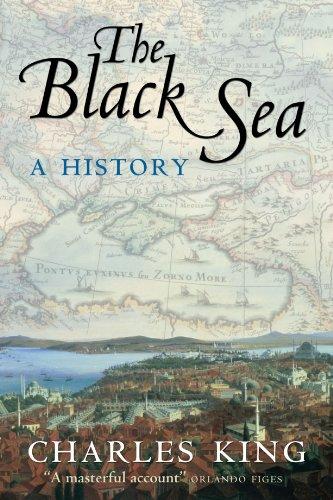 9780199283941: The Black Sea: A History