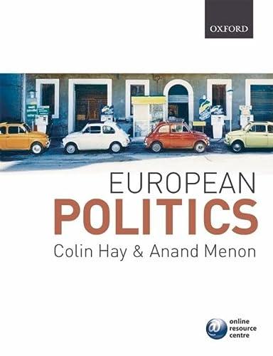 9780199284283: European Politics