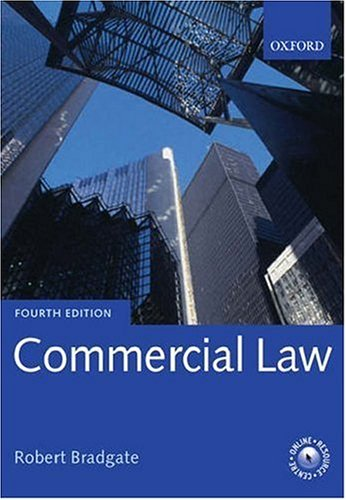 9780199284481: Commercial Law