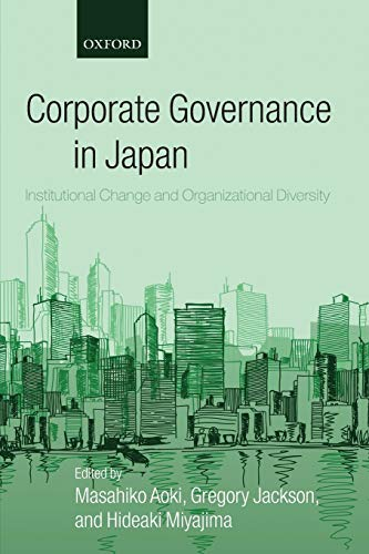 9780199284528: Corporate Governance in Japan: Institutional Change and Organizational Diversity