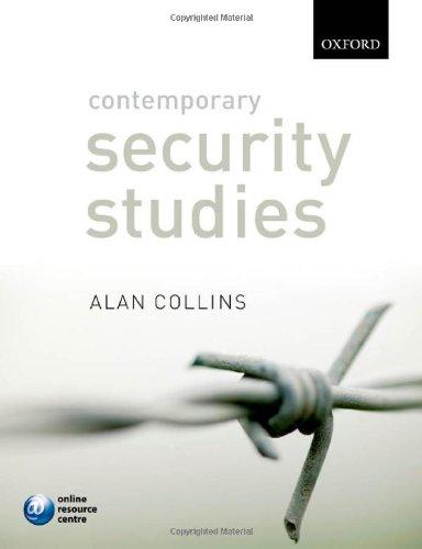 9780199284696: Contemporary Security Studies
