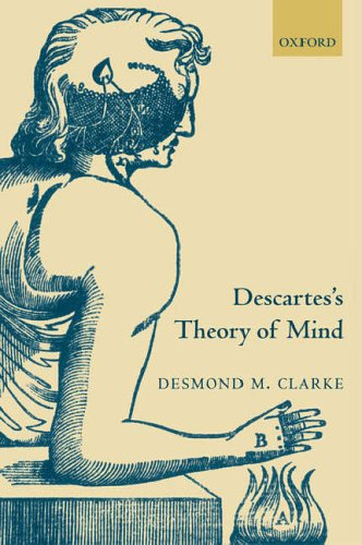 9780199284948: Descartes's Theory of Mind