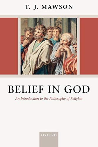 9780199284955: Belief in God: An Introduction to the Philosophy of Religion