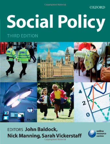 9780199284979: Social Policy