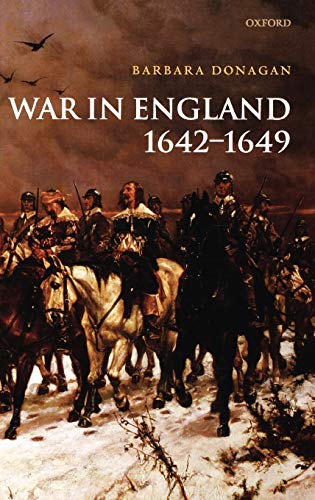 9780199285181: War in England 1642-1649