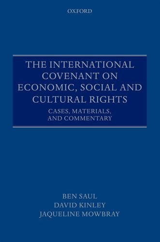 9780199285419: The International Covenant on Civil and Political Rights: Cases, Materials, and Commentary