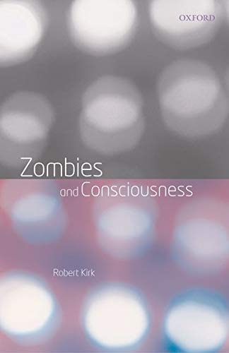 9780199285488: Zombies and Consciousness