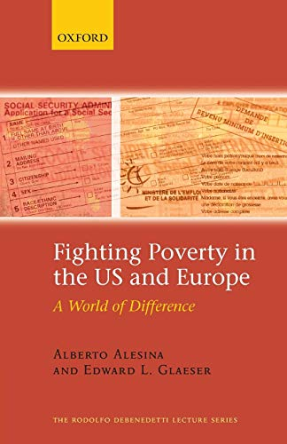 9780199286102: Fighting Poverty in the US and Europe: A World of Difference (The Rodolfo De Benedetti Lecture Series)
