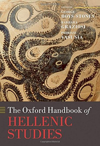 9780199286140: The Oxford Handbook of Hellenic Studies (Oxford Handbooks)