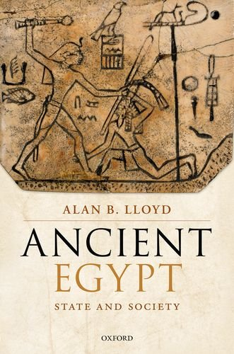 9780199286188: Ancient Egypt: State and Society