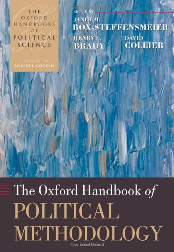 9780199286546: The Oxford Handbook of Political Methodology (Oxford Handbooks of Political Science)