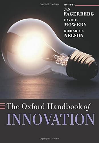 9780199286805: The Oxford Handbook of Innovation (Oxford Handbooks in Business and Management)