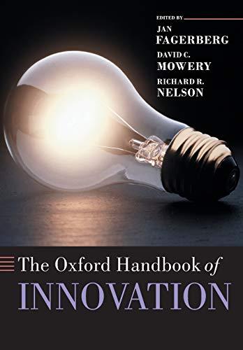 9780199286805: The Oxford Handbook of Innovation