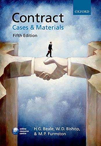 Contract: Cases and Materials: Beale, H. G.,