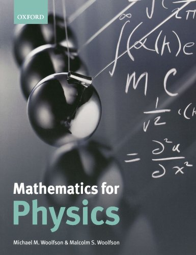 9780199289295: Mathematics for Physics