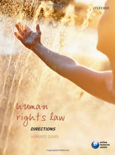 9780199289349: Human Rights Law Directions (Directions S.)