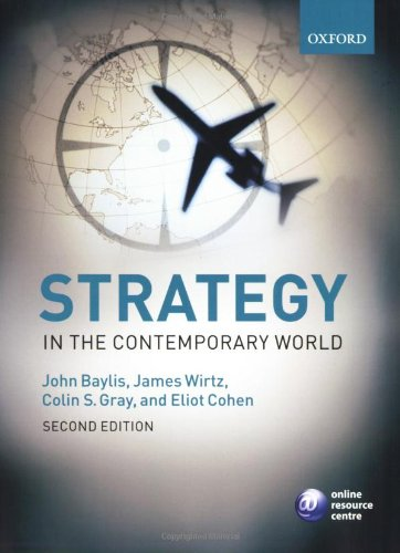9780199289783: Strategy in the Contemporary World: An Introduction to Strategic Studies