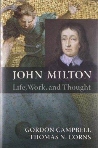 9780199289844: John Milton: Life, Work, and Thought