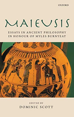 Maieusis: Essays in Ancient Philosophy in Honour