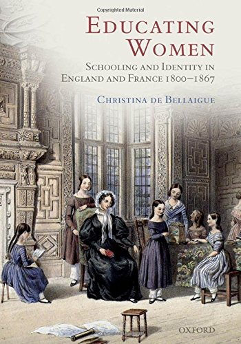 Educating Women. Schooling And Identity In England And France 1800 - 1867.