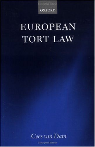 9780199290710: European Tort Law