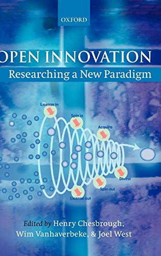 9780199290727: Open Innovation: Researching a New Paradigm