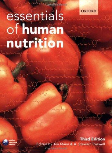 9780199290970: Essentials of Human Nutrition