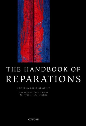 9780199291922: The Handbook of Reparations