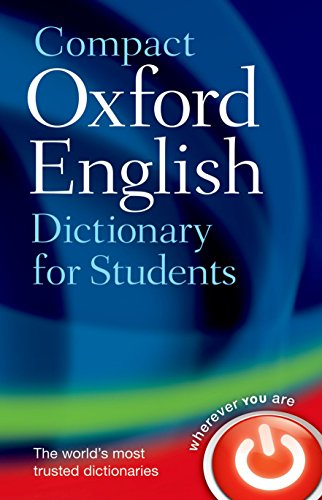 9780199296255: Compact Oxford English Dictionary: For University and College Students