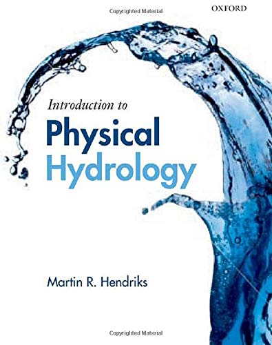 9780199296842: Introduction to Physical Hydrology