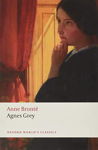 9780199296989: Agnes Grey (Oxford World's Classics)