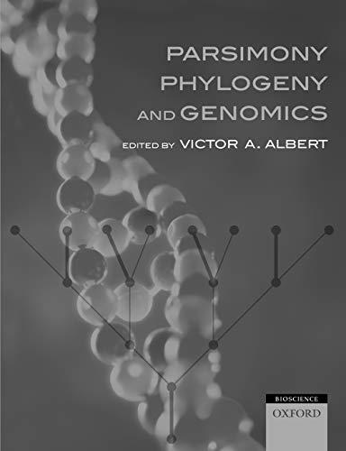 9780199297306: Parsimony, Phylogeny, and Genomics