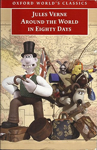 9780199297443: AROUND THE WORLD IN EIGHTY DAYS.