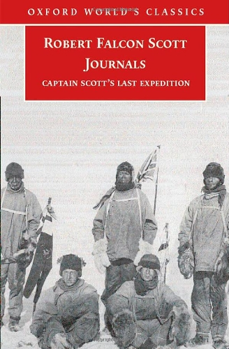 9780199297528: Journals: Scott's Last Expedition (Oxford World's Classics)