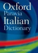 9780199297740: Oxford-Paravia Italian Dictionary (English and Italian Edition)