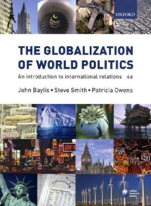 9780199297771: The Globalization of World Politics