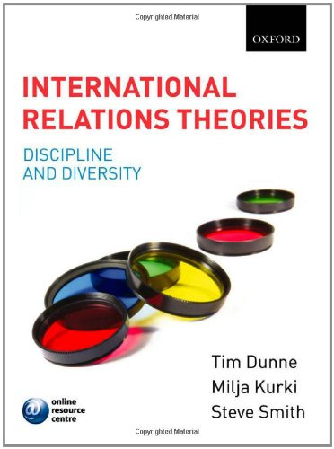 9780199298334: International Relations Theories: Discipline and Diversity
